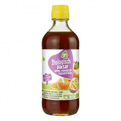 Huismerk Biologisch Diksap appel-mandarijn- passievrucht