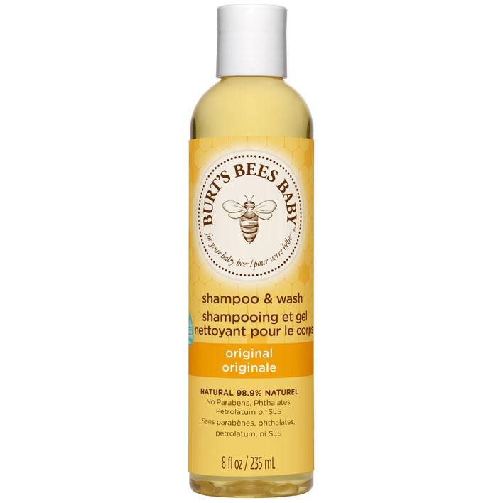 Burt's Bees Baby shampoo & body wash