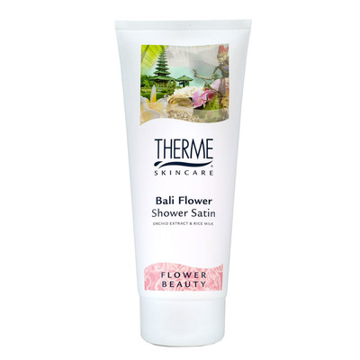 Therme Bali flower foaming shower gel mousse