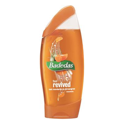 Badedas Douchegel feel revived mandarijn