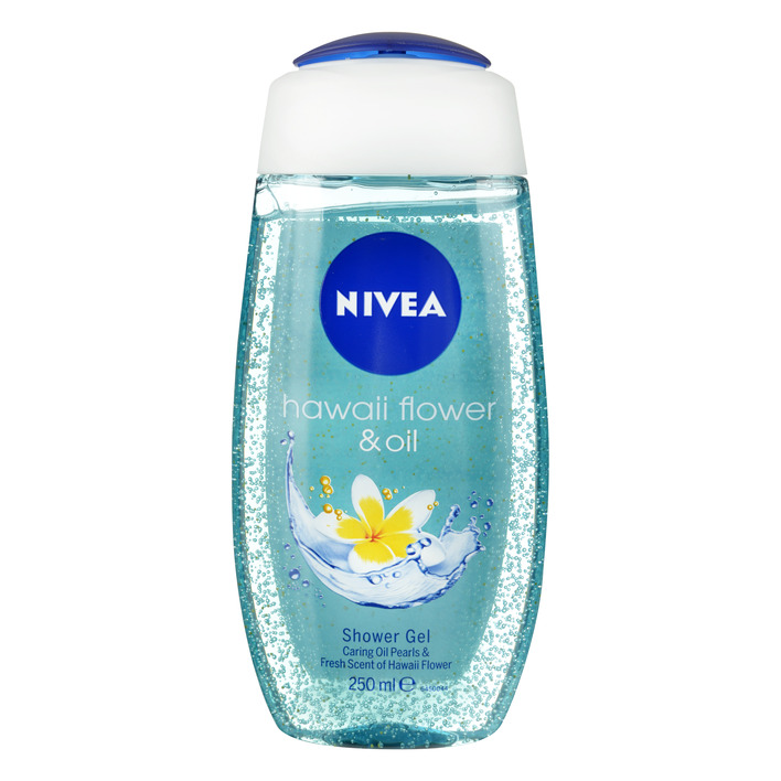 Nivea Hawaii flower & oil douchegel