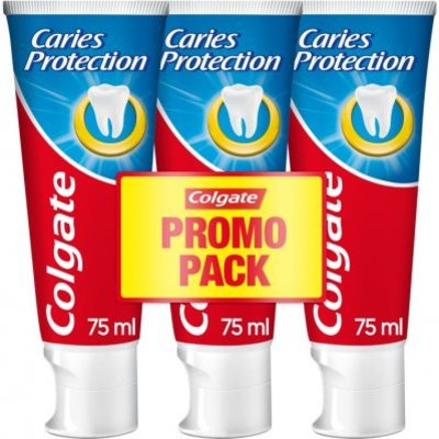 Colgate Caries protection tandpasta promo pack