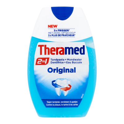 Theramed 2 in 1 Original Tandpasta