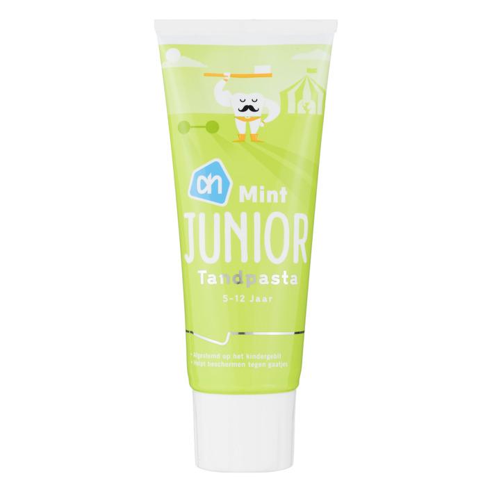 Huismerk Junior tandpasta 5-12 jr