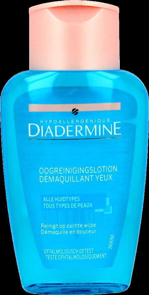 Diadermine Oogreinigingslotion