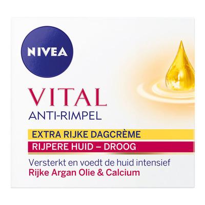 Nivea Vital anti-rimpel extra voedend dagcreme