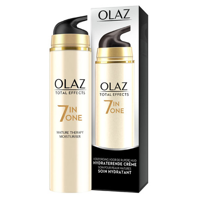 Olaz Total effects hydr. crème rijpere huid