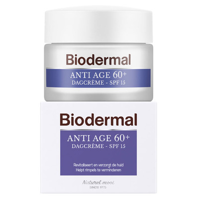 Biodermal Anti-age 60+ dagcrème