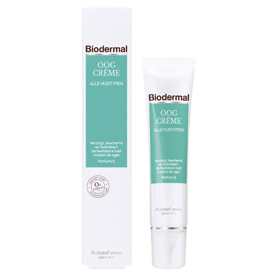 Biodermal Oogcrème
