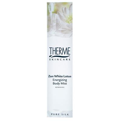 Therme Zen white lotus body mist