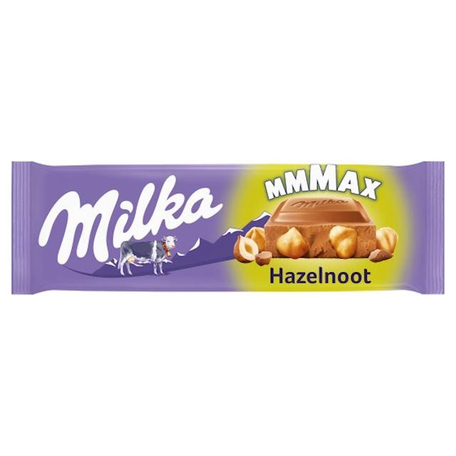 Milka hazelnoot 300 gram