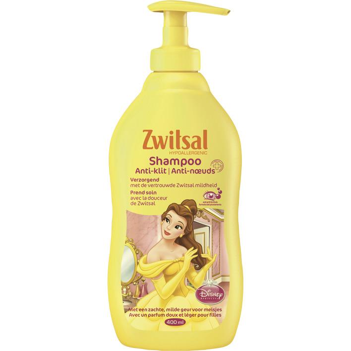 Zwitsal Kids Disney anti-klit shampoo