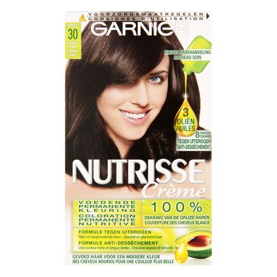 Garnier Nutrisse crème donkerbruin 30