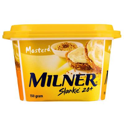 Milner Slankie mosterd smeerkaas 20+