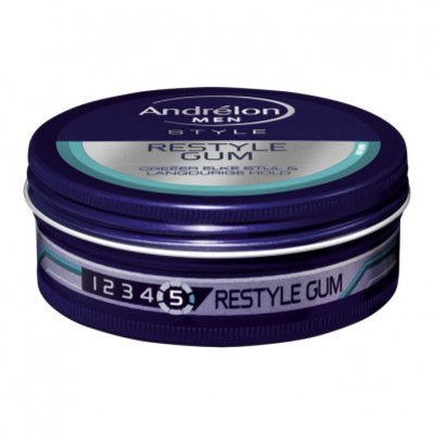Andrélon Gum for men restyle