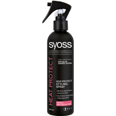 Syoss Stylingspray heat protect