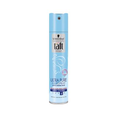 Taft Hairspray ultra pure