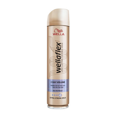 Wella Hairspray volume extra strong