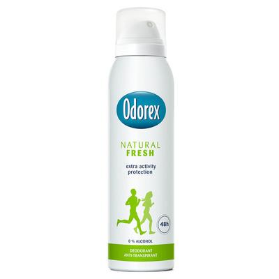 Odorex Deospray natuurlijk fris