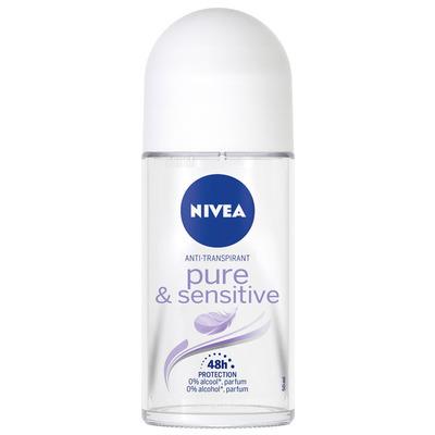 Nivea Sensitive & pure roll-on
