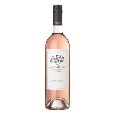 Mirabeau en Provençe rosé