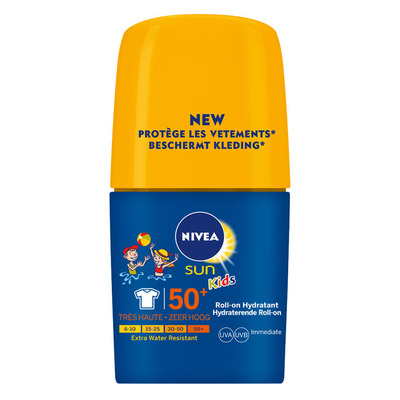 Nivea Sun kids roll-on SPF 50+