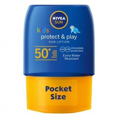 Nivea Sun Sun pocket size kids SPF 50+