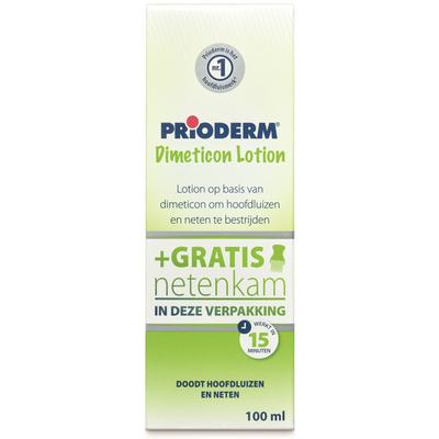 Prioderm Dimeticon lotion