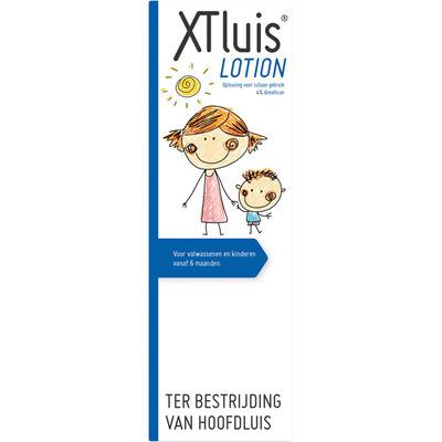 XTLuis Hoofdluis lotion