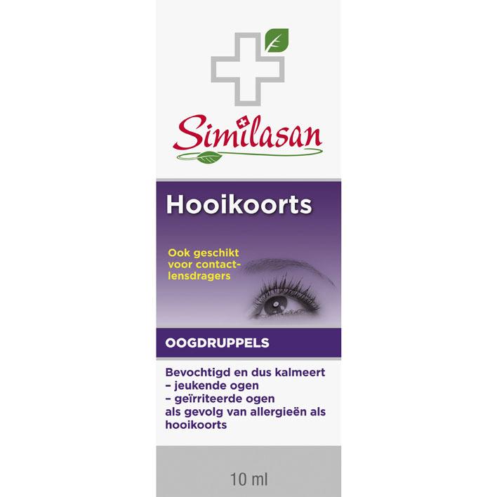 Similasan Hooikoorts oogdruppels