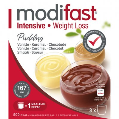 Modifast Intensive pudding