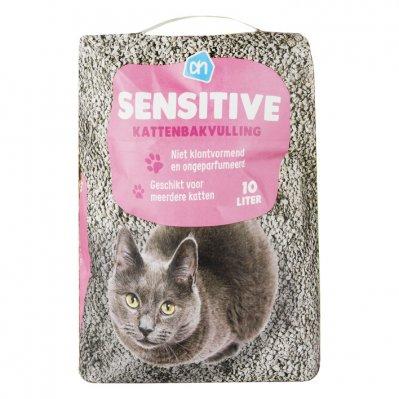 Huismerk Kattenbakkorrels sensitive