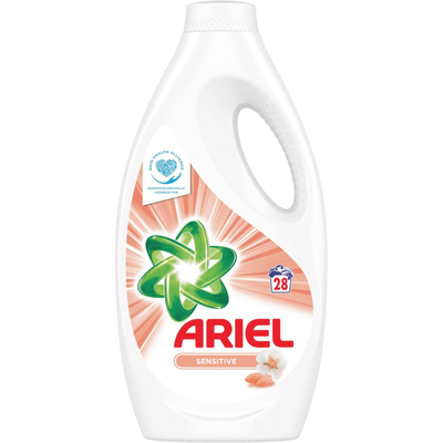Ariel Sensitive vloeibaar wasmiddel