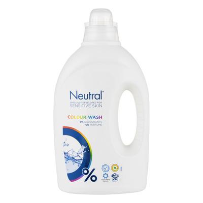 Neutral Vloeibaar wasmiddel kleur parfumvrij