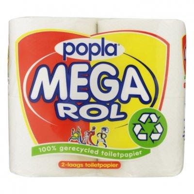 Popla Megarol toiletpapier