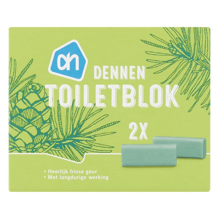 Huismerk Toiletblok dennen navul