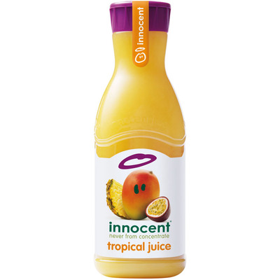 Innocent Tropical juice blend