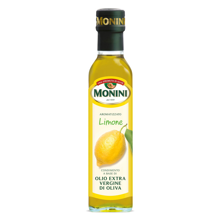 Monini Olijfolie met citroenaroma