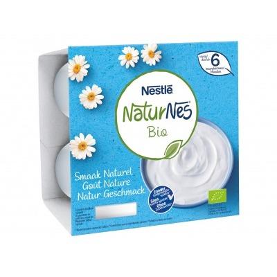 Nestlé NaturNes® Bio Smaak Naturel vanaf 6 Maanden