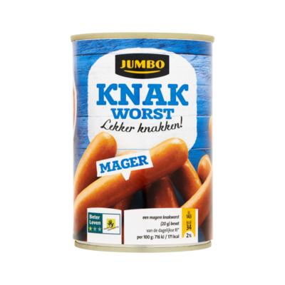 Huismerk Knakworst Mager