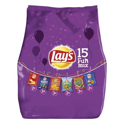 Lay's Fun mix