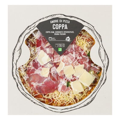 Huismerk Amore di pizza coppa