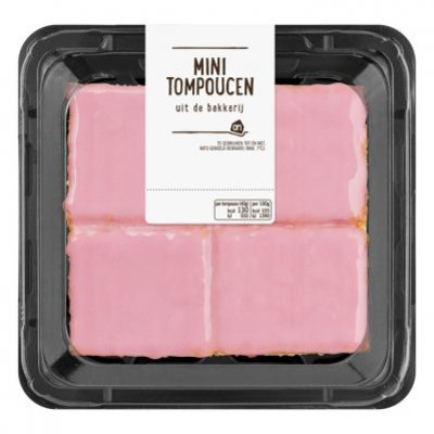Huismerk Mini tompoucen