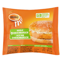 Mora Broodje chickenburger