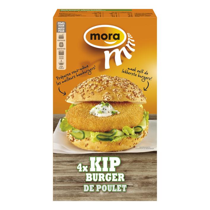 Mora Chickenburger