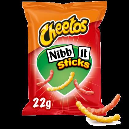 Cheetos Nibb-it Sticks Naturel chips