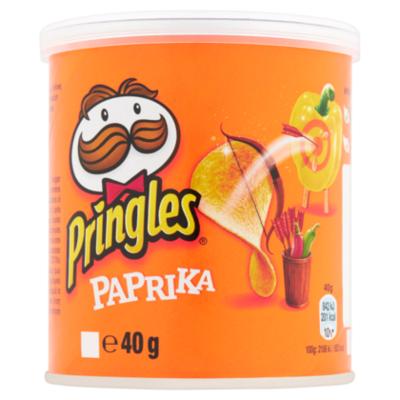 Pringles Chips Paprika