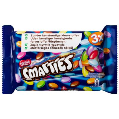 Nestlé Smarties 3 stuks