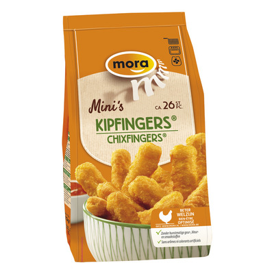 Mora Kip fingers