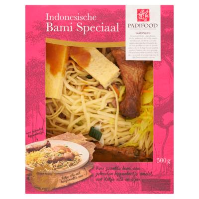 Padifood Indonesische Bami Speciaal 500 g